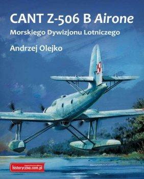 CANT Z-506 B Airone Morskiego Dywizjonu Lotniczego