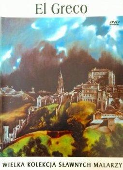 El Greco. Wielka kolekcja sławnych malarzy, tom 33 płyta DVD