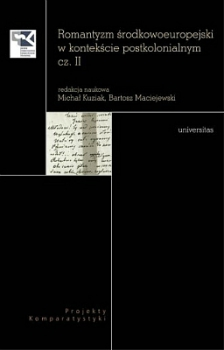 Romantyzm środkowoeuropejski w kontekście postkolonialnym cz.II
