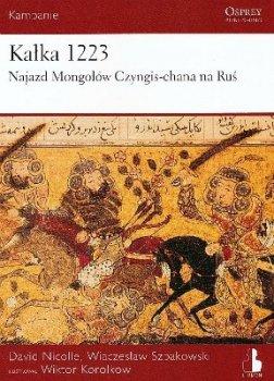 Kałka 1223 Najazd Mongołów Czyngis-chana na Ruś