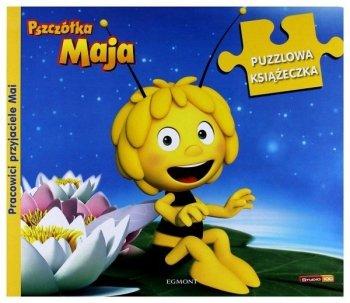 Pszczółka Maja. Puzzlowa książeczka