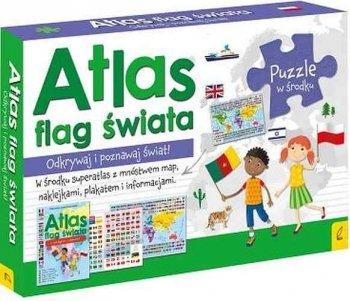 Atlas flag świata. Odkrywaj i poznawaj