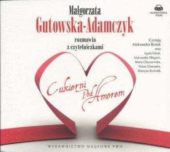 Małgorzata Gutowska-Adamczyk rozmawia z czytelniczkami Cukierni pod Amorem