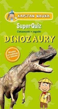 SuperQuiz. Dinozaury