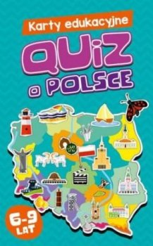 Quiz o Polsce. Karty edukacyjne