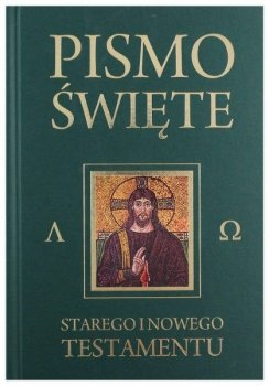 Pismo Święte Starego i Nowego Testamentu. Zielone