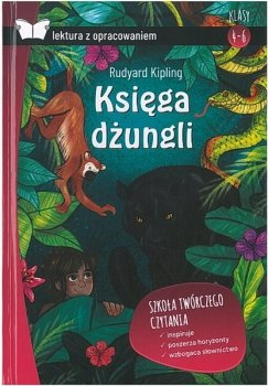 Księga dżungli. Lektura z opracowaniem