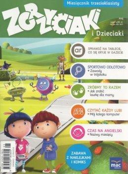 Zgrzyciaki i dzieciaki. Miesięcznik trzecioklasisty - maj. 05/2016