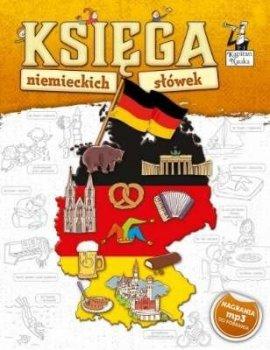 Księga niemieckich słówek Kapitan Nauka