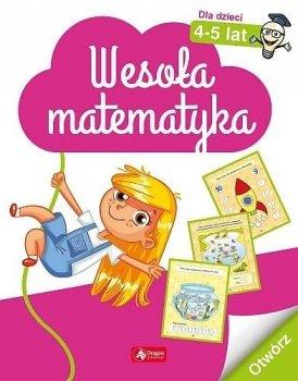 Wesoła matematyka dla dzieci 4-5 lat