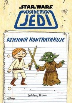 Star Wars. Akademia Jedi. Dziennik kontratakuje