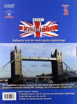BBC Eglish Plus Pakiet cz. 2