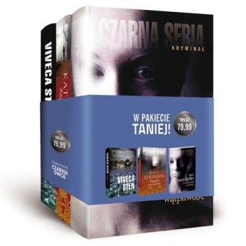 Pakiet 3 książek: Na spokojnych wodach, Ponad wszelką wątpliwość, Zagadki przeszłości