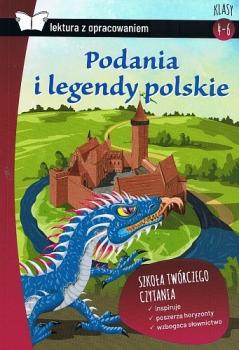 Podania i legendy polskie. Oprawa miękka. Z opracowaniem