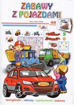 Zabawy z pojazdami