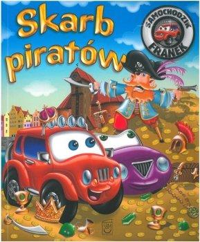 Skarb piratów. Samochodzik Franek