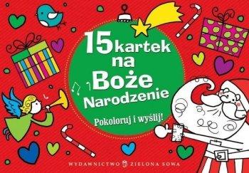 15 kartek na Boże Narodzenie