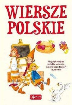 Wiersze polskie. Oprawa miękka