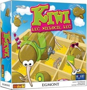 Kiwi - leć nielocie, leć