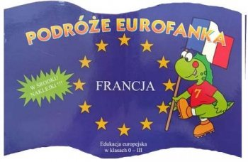 Francja. Podróże Eurofanka