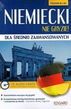Niemiecki nie gryzie. Dla średniozaawansowanych (CD)