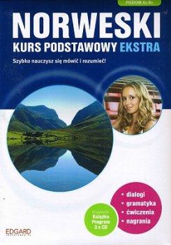 Norweski. Kurs podstawowy + CD