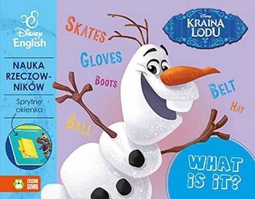 Sprytne okienka. What is it? Disney English