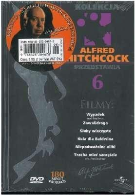 Hitchcock przedstawia 6