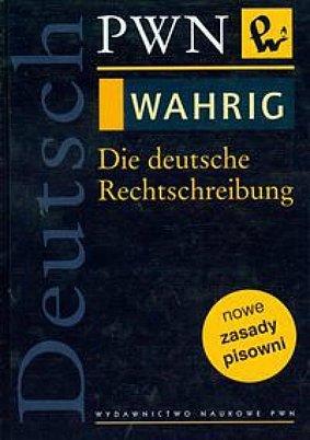 Wahrig Die deutsche Rechtschreibung - słownik języka niemieckiego