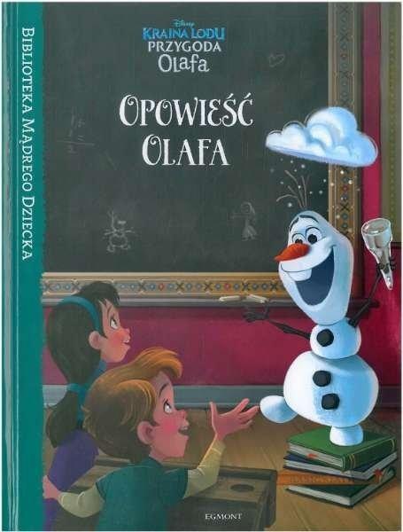 PAKIET 4 książeczek. Kraina lodu. Olaf.
