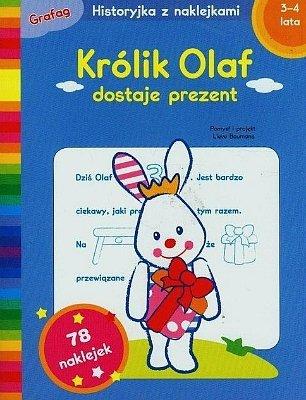 Królik Olaf dostaje prezent