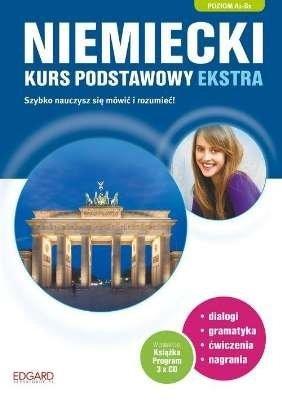 Niemiecki. Kurs podstawowy + 3 CD