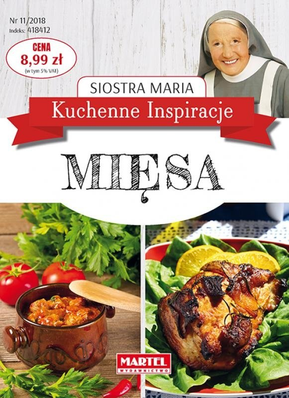 Mięs. Siostra Maria. Kuchenne inspiracje