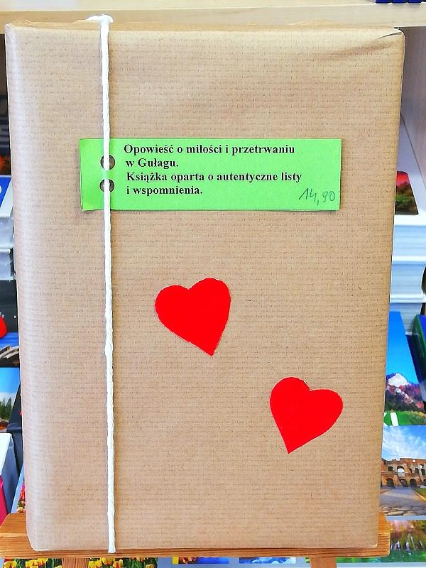 Opowieść o miłości i przetrwaniu w Gułagu...
