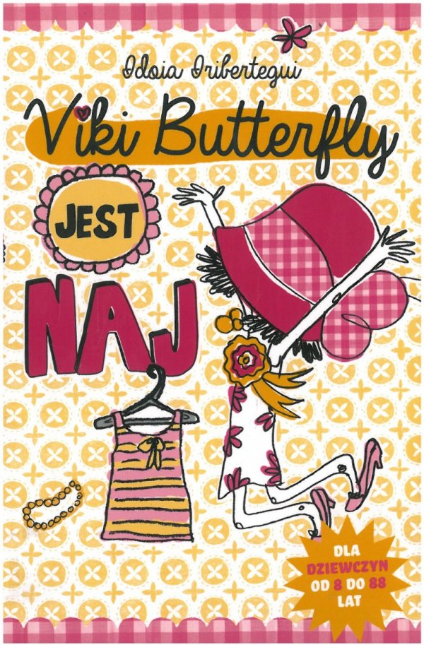 Viki Butterfly jest naj