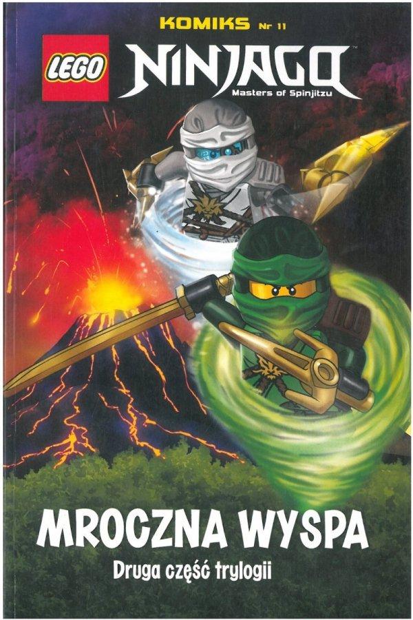 Lego Ninjago. Mroczna wyspa 2