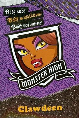 Clawdeen. Monster High