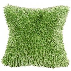 Poszewka Dekoracyjna SHAGGY Zielona 40X40 Eurofirany