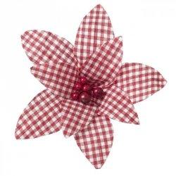 Kwiat Świąteczny SUZI  18CM