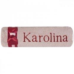 Ręcznik KAROLINA 50X90 Róż