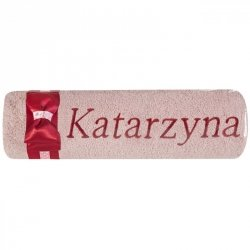Ręcznik KATARZYNA 50X90 Róż