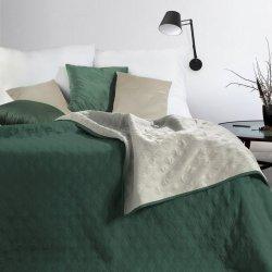 Narzuta VIKI  Design 91  170X210 Zielony/Srebrny