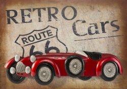 Obraz CAR  80X57X6