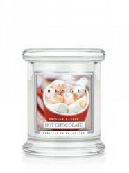 Kringle Candle - Hot Chocolate - mini, klasyczny słoik (128g)