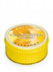 Kringle Candle - Clearwater Creek - Świeczka zapachowa - Daylight (35g)