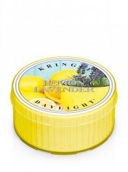 Kringle Candle - Lemon Lavender - Świeczka zapachowa - Daylight (35g)