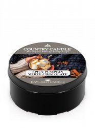 Country Candle - Spicy Pumpkin White Chocolate - Daylight (35g)