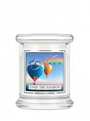 Kringle Candle - Over the Rainbow - mini, klasyczny słoik (128g)