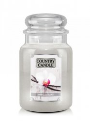 Country Candle - Vanilla Orchid - Duży słoik (652g) 2 knoty