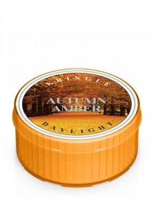 Kringle Candle - Autumn Amber - Świeczka zapachowa - Daylight (35g)